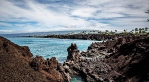Experience Unparalleled Volcanic Natural Beauty At 49 Black Sand Beach In Hawaii