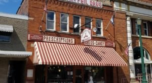 Family-Owned Since The 1890s, Step Back In Time At Griffith & Feil Soda Fountain In West Virginia