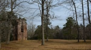 You Can Find A Fascinating 345 Year-Old Historic Site At Colonial Dorchester In South Carolina