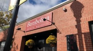 You Haven't Had Gourmet Pizza Until You've Been To Bambolina In Massachusetts