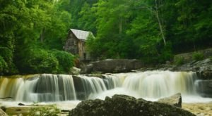 Babcock State Park In West Virginia Is A Big, Secluded Treasure