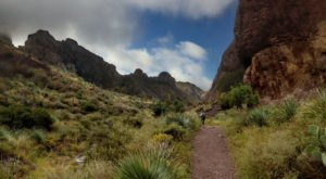 Take An Easy Loop Trail To Enter Another World At Soledad Canyon In New Mexico