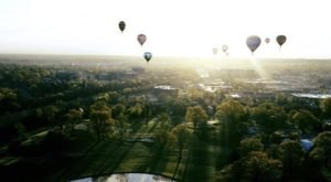 The Sky Will Be Filled With Colorful And Creative Hot Air Balloons At Great BalloonFest In Kentucky