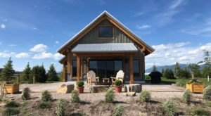 You'll Never Forget Your Stay In Montana's First Luxury Barn
