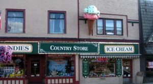 Stocked With A Slew Of Sweets, Wisconsin's Country Store Of Eagle River Is Confection Perfection