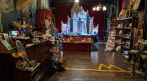 Discover Creepy But Cool Items At The Most Unusual Boutique In Missouri