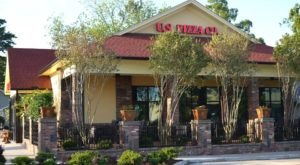 Thin Crust Pizza Lovers Can Choose From Over 20 Varieties At U.S. Pizza Co In Arkansas