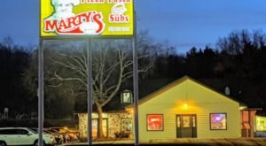 Since 1957, Marty's Pizza Has Been Serving Up Some Of The Best And Biggest Pies In Wisconsin