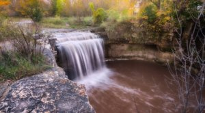 The Hike To Fonferek's Falls, A Pretty Little Wisconsin Waterfall, Is Short And Sweet