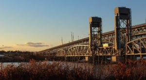 The Longest, Most Impressive Bridge In Connecticut Connects The Towns Of Groton and New London