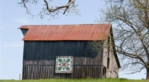 Take A Relaxing Drive On Monroe County's Rural Heritage Quilt Trail To Enjoy Some Of West Virginia's Best Country Roads