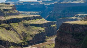 The Little Grand Canyon In Washington Is A Big Secluded Treasure