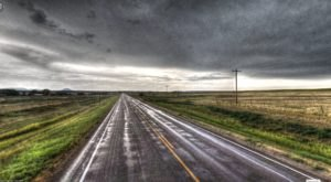 The Hitchhiker Of Black Horse Lake Is One Of Montana's Most Mysterious Urban Legends