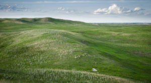 North Dakota's Stunning Davis Ranch Is A Secluded, Untouched Natural Prairie
