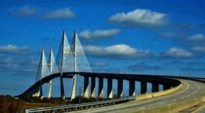 The Tallest, Most Impressive Bridge In Georgia Can Be Found In The Town Of Brunswick