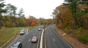 Experience Connecticut's Beauty Without Ever Leaving Your Car On Merritt Parkway