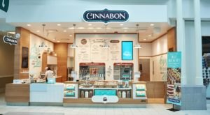 Few People Know That Washington Is The Birthplace Of Cinnabon, America's Favorite Cinnamon Roll