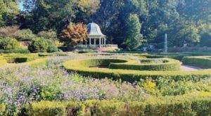 Take A Virtual Tour Through A Sea Of Over 79 Acres Of Flowers In The Missouri Botanical Garden