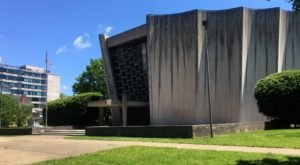 There's No Other Temple Like Temple Beth Zion In Buffalo
