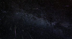 A Meteor Shower Featuring Leftover Remains Of Halley's Comet Will Soon Be Visible Over South Carolina