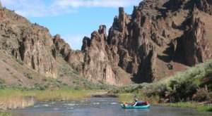 The Owyhee Canyonlands In Idaho Are A Big Secluded Treasure