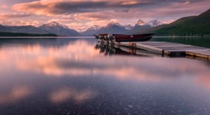 Take A Virtual Tour Of Nature Trails And Stunning Lakes At Glacier National Park In Montana