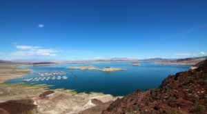 Marvel At The Beautiful Lakeview Overlook In Nevada Without Getting Out Of Your Car