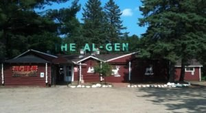 Head To The Northwoods Of Wisconsin To Visit Al-Gen Dinner Club, A Charming, Old Fashioned Restaurant