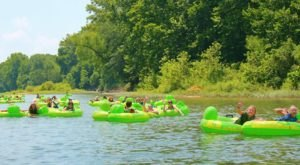 6 Lazy River Summer Tubing Trips In Missouri To Start Planning Now