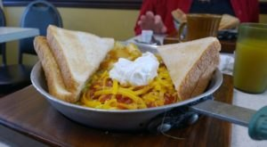 This Unassuming Restaurant In Pennsylvania Serves Some Of The Best Breakfast Skillets Around