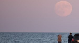 The Biggest And Brightest Full Moon Of The Year Will Be Visible In New Jersey In Early April
