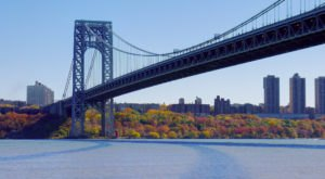 The Tallest, Most Impressive Bridge In New Jersey Can Be Found In The Town Of Fort Lee
