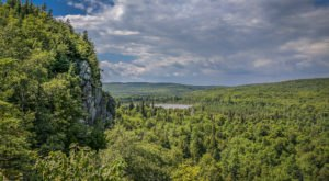 Hike The Short Oberg Mountain Loop For Breathtaking Views Of Minnesota From Above