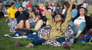 The City Of Buffalo Will Have A Front Row Seat For The Next Solar Eclipse