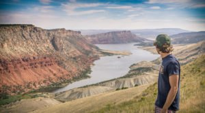 The Flaming Gorge Is An Otherworldly Destination On The Wyoming Border