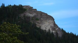 North Carolina's Devil's Courthouse Is One Of The Best Hiking Summits for Viewing Multiple States