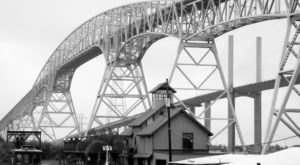 The Tallest, Most Impressive Bridge In Texas Can Be Found In The Town Of Port Arthur