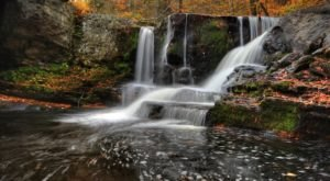 The Two-Hour Road Trip Around Delaware National Gap Waterfalls Is A Glorious Spring Adventure In Pennsylvania