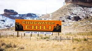 Some Of The Best Chili In Wyoming Can Be Found In The Tiny Town Of Chugwater
