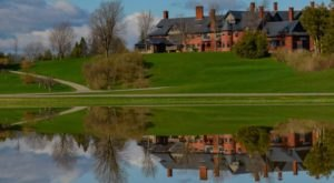 Some Of The Most Beautiful Grounds In Vermont Can Be Found At Shelburne Farms, A National Historic Landmark