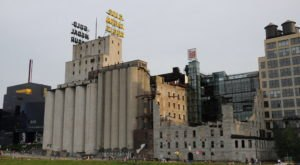 Wheaties Were Invented At This Old, Abandoned Ruin In Minnesota From The 1800s