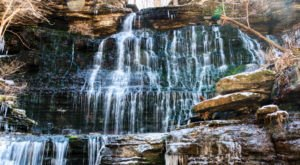 Enjoy Stunning Waterfalls And Gushing Springs On A Hike At Short Springs State Natural Area In Tennessee