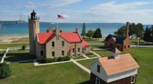 Explore Mackinac State Historic Parks Without Leaving Home By Checking Out Unique Online Offerings
