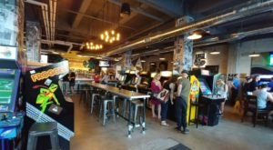 I/O Arcade Bar In Wisconsin Will Take You Back In Time