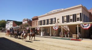 Virtually Explore The Old Sacramento Waterfront In Northern California With Anytime Tours