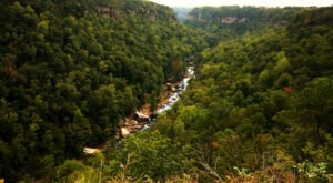 The Little Grand Canyon In Alabama Is A Big Secluded Treasure