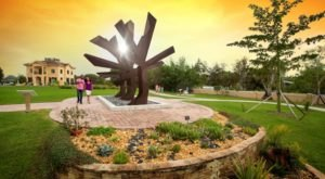 Explore A Giant 30-Acre Waterfront Gem In Florida At The Peace River Botanical Gardens