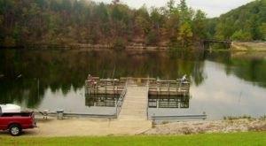 Marrowbone Lake Near Nashville Is The Perfect Fishing Retreat From The Big City