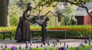 Pella, Iowa Will Completely Transform When The Tulips Bloom This Spring