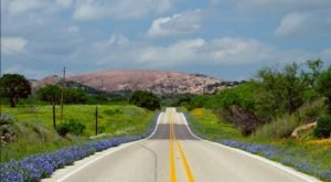 Try Out This Mini Texas Roadtrip Where You Can View Spring From Your Car